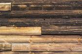 木墙 — 图库照片