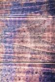 Brown rustic wooden boards — Foto Stock