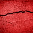 Texture of red painted concrete wall — Stock Photo #79110304