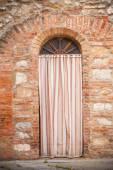Details van toscaanse steden zeer vintage — Stockfoto