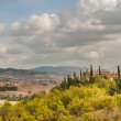 Picturesque scenery of Tuscany, Italy — Stock Photo #60288797