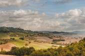 Picturesque scenery of Tuscany, Italy — Stock Photo