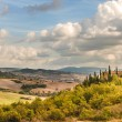 Picturesque scenery of Tuscany, Italy — Stock Photo #60668879