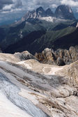 Dolomites Mountains in Summer — Foto de Stock