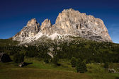 Dolomites Mountains in Summer — Stok fotoğraf