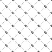 Vector seamless pattern, staple — Stock Vector