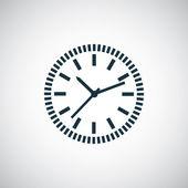 Time icon — Stock Vector