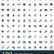 100 Medical icons — Stock Vector #57188179