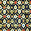 Pattern of thai hand made fabric background — Stock Photo #58192569