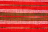 Kleurrijke geruite lendendoek stof achtergrond — Stockfoto