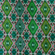 Pattern of thai hand made fabric background  — Stock Photo #67415929