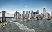 Manhattan — Stock Photo