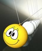 Make them smile — Stock Photo