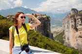 Meteora Monasterie — Stock Photo
