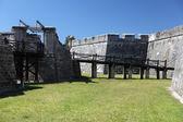 Castillo de San Marcos — Stock Photo