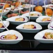 Food for cocktail on wedding party — ストック写真 #54464677