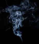 Abstract smoke moves — Stockfoto