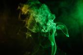 Resumen de humo se mueve — Foto de Stock