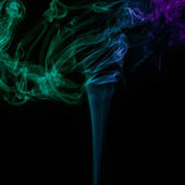 Abstract smoke moves — Stock Photo