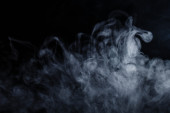 Abstract smoke moves — Fotografia Stock