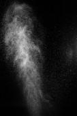 Su sıçramalarına soyut — Stok fotoğraf
