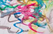 抽象水彩颜料 — 图库照片