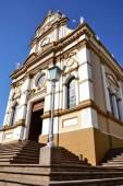 Church of Antonio Prado in Brazil — Stock Photo