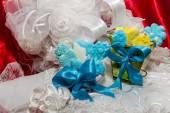 Biolagical home made  soap home parfum — Stock Photo