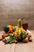 Autumn Squash — Stock Photo