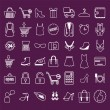 Shopping and Retail related icons set — Stock Vector #63723709