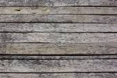 Old Wood Flat Plank Panel — Stock Photo