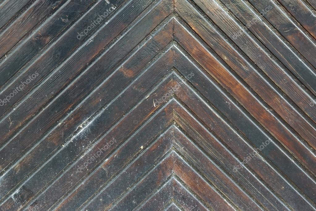 видео образец деревянных ворот