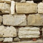 древняя каменная стена — Стоковое фото #56830951