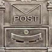 Vintage Mailbox — Stock Photo