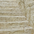 Old Stone White Staircase — Stock Photo #63025151