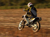 Moto cross — Stok fotoğraf