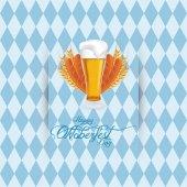 Oktoberfest — Stock vektor