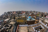 Varanasi Morning at Ganga River — Stock Photo
