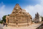 Beautiful hindu temple — Stock Photo