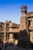Beautiful hindu temple  — Stock Photo