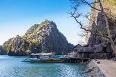 Bay at Phi phi island — Stock Photo