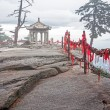 Chinese Gazebo Huashan — Stock Photo #56202067