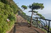 Sanqingshan Mountains — Stock Photo