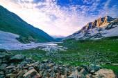 Mountain with Sunrise — Photo
