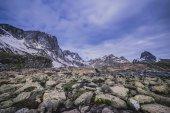 Skalní hora — Stock fotografie