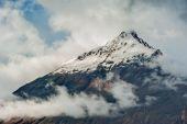 Mountain peak Northern area of Pakistan — Stock Photo