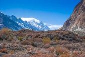 Passu Peak — Stock Photo