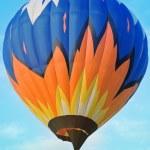 Flight of hot air balloon. — Stock Photo #52165609