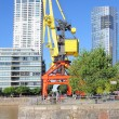Embankment of Puerto Madero district, Buenos Aires. — Stock Photo #61357673