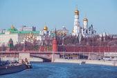 Московский Кремль. — Стоковое фото